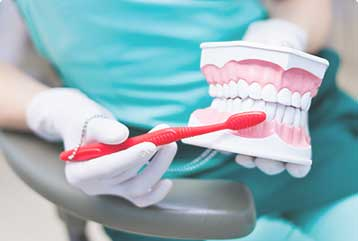 Dental Services - Routine Cleaning